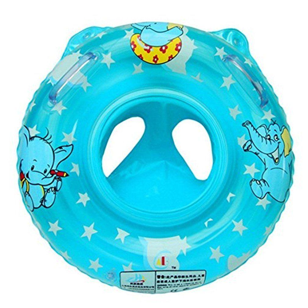 IYOWEL Baby Kids Toddler Inflatable Swimming Swim Ring Float Seat ...