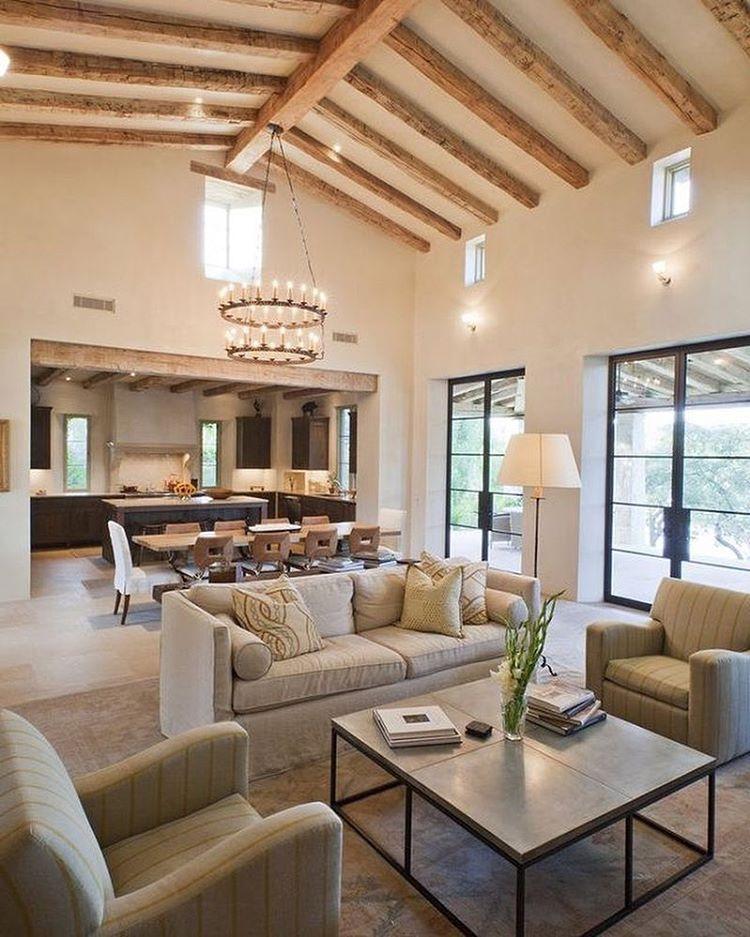 Vedi La Foto Di Instagram Di Finedecoration Piace A 5 472 Persone Open Concept Living Room Open Concept Kitchen Living Room Open Living Room