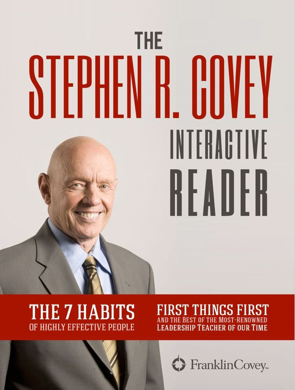 Free ebook covey first download stephen first things