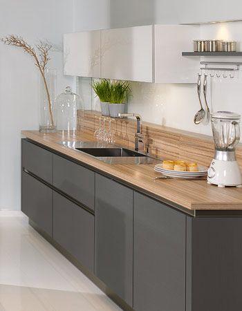 brigitte k chen xenialine grifflos x riva einrichtungsideen pinterest k che. Black Bedroom Furniture Sets. Home Design Ideas