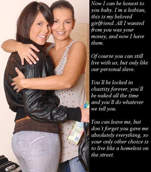 Lesbian homeless women apologise