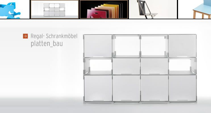 Shelf Plattenbau