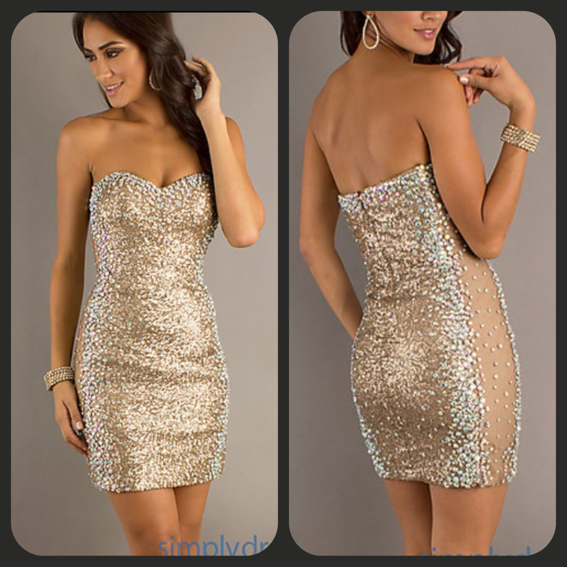 21st Birthday dress for Vegas! I don\u0027t recommend ordering from ...