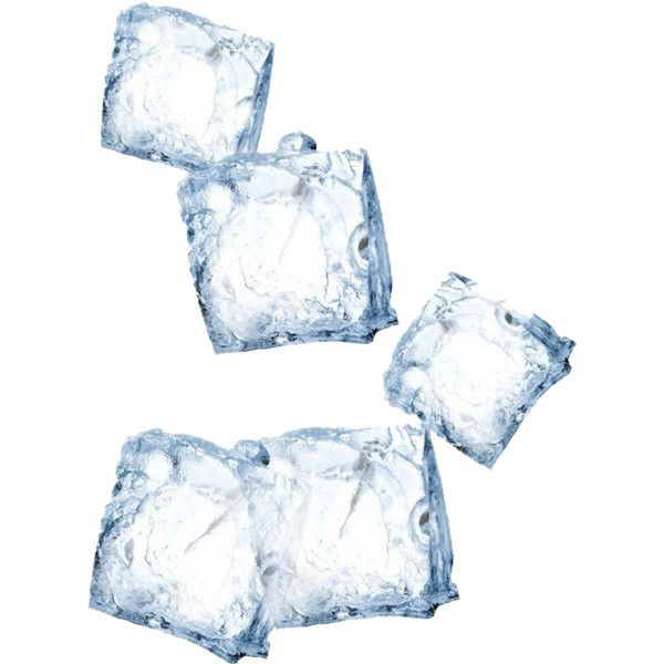 Pin By Dru Dempsey On My Polyvore Finds Ice Cube Ice Png Ice