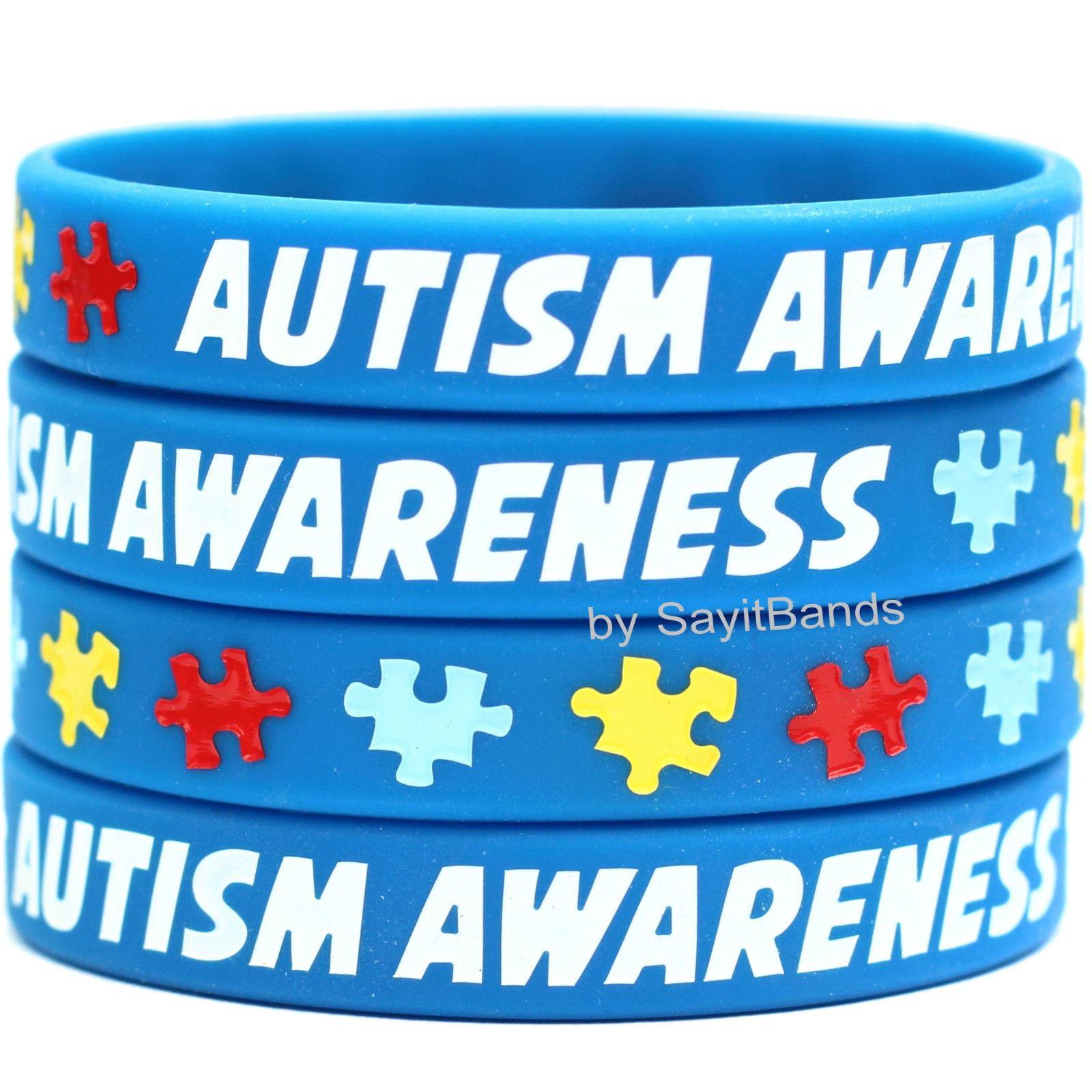 51c0d55f9979 Asd bracelets   Fundraiser April 28th   Autism bracelets, Autism ...