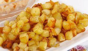 Pommes de terre sautées avec Cookeo - Plat et Recette