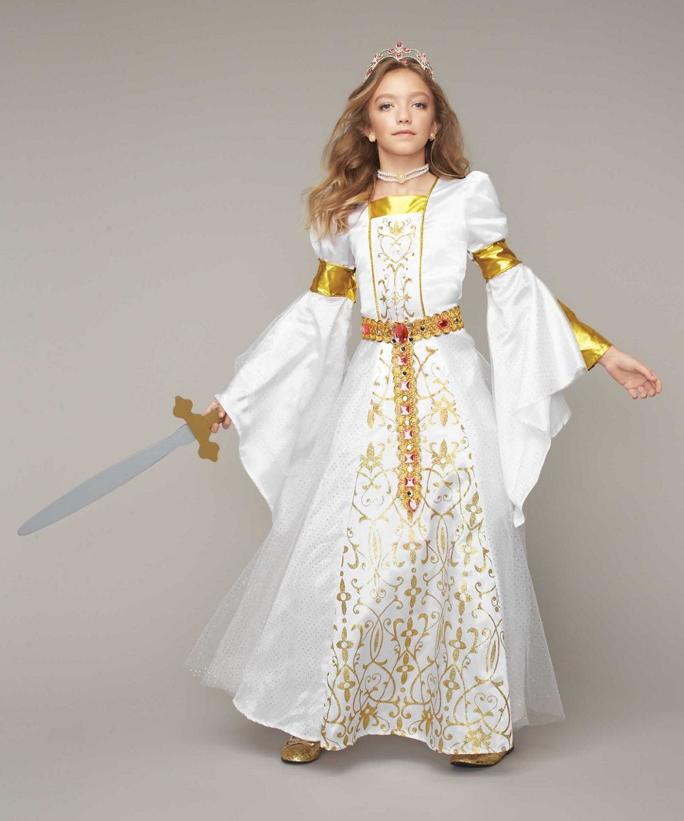 eeff3cdcd Medieval Queen Costume for Girls | All About Sophee | Queen costume ...