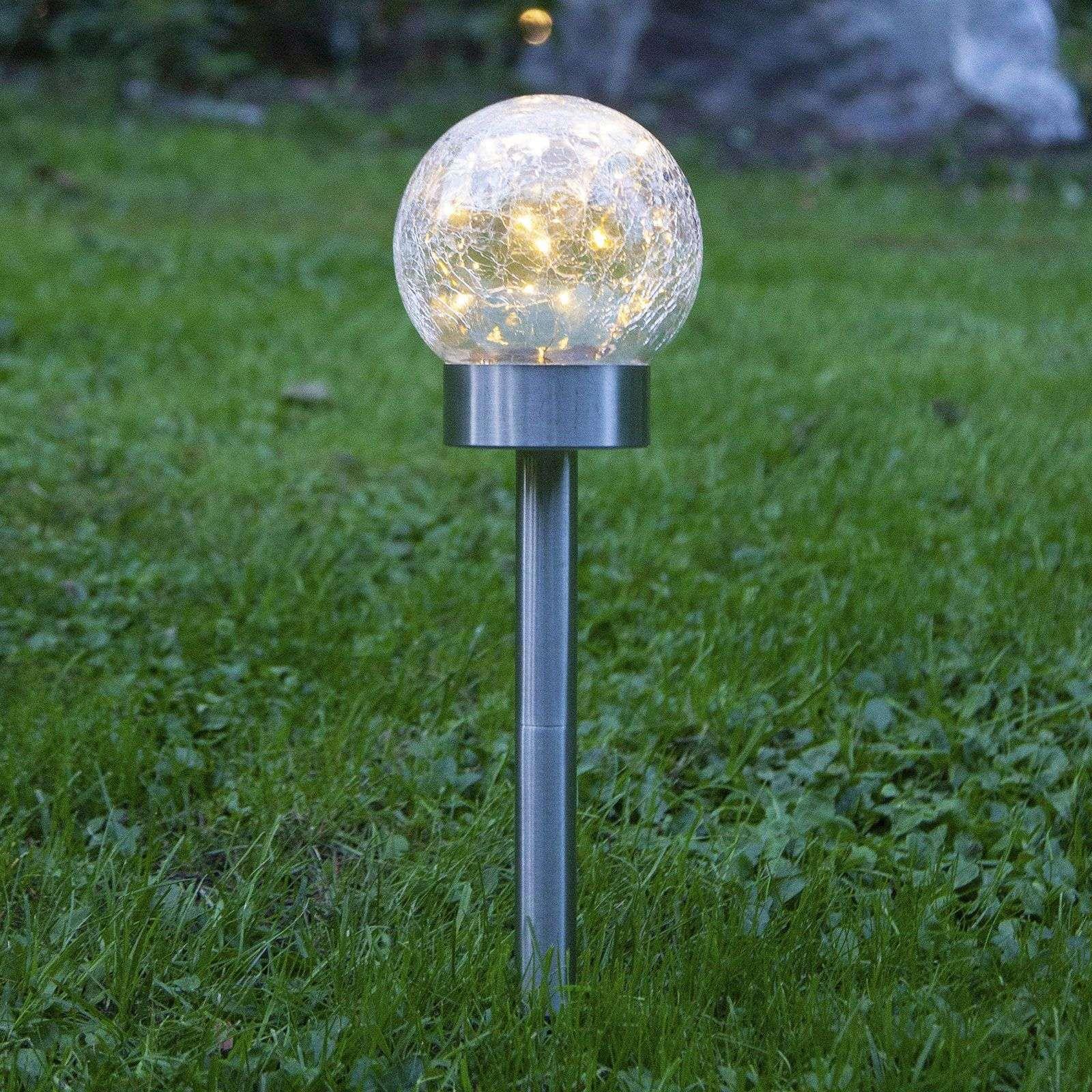 Lampe Solaire Led Glory 3 En 1 De Best Season Guirlande