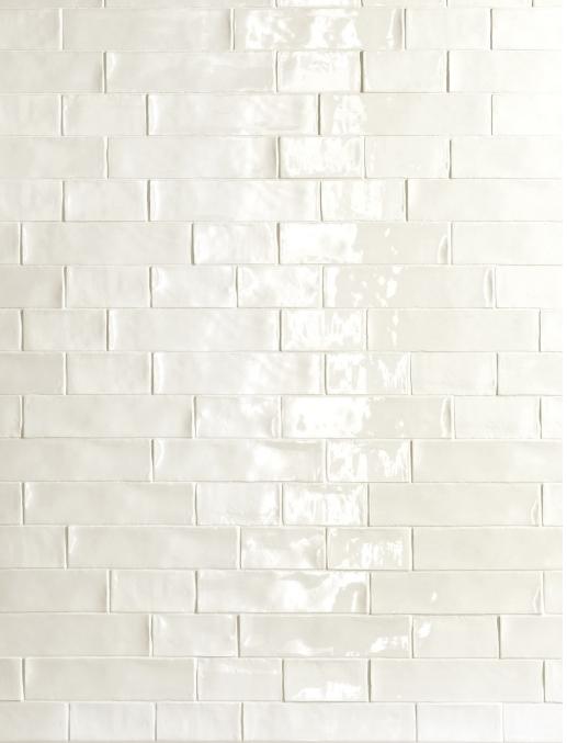 Pin By Susan Gordon On Bathrooms White Subway Tiles Handmade Subway Tile White Tiles