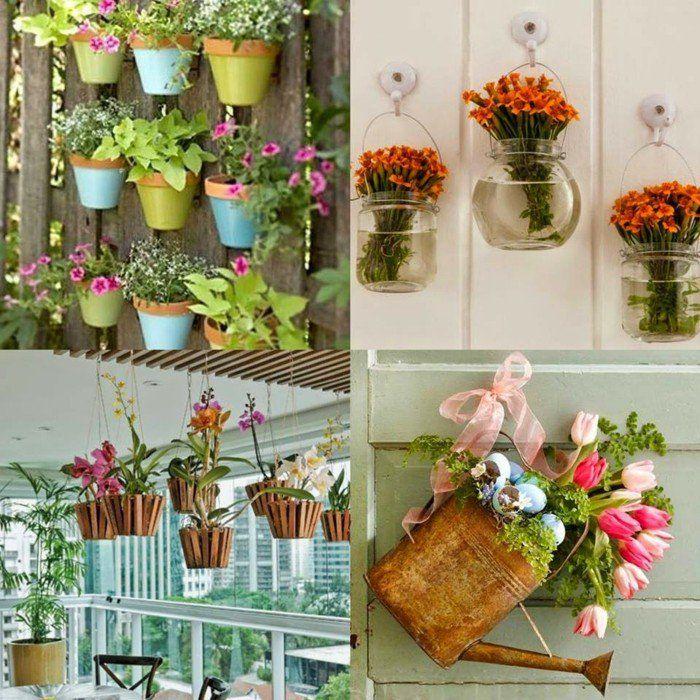 Balkon Gestalten Tipps Balkonpflanzen Upcycling Ideen ... Balkon Gestalten Tipps Tricks