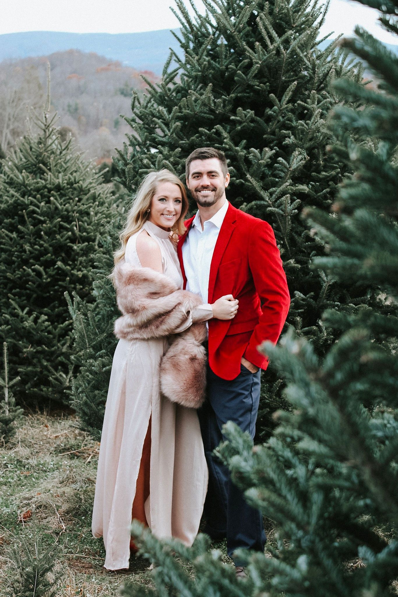 Dressy Christmas Card Pictures Christmas Tree Farm Photos Christmas Tree Farm Pictures Christmas Couple Photos