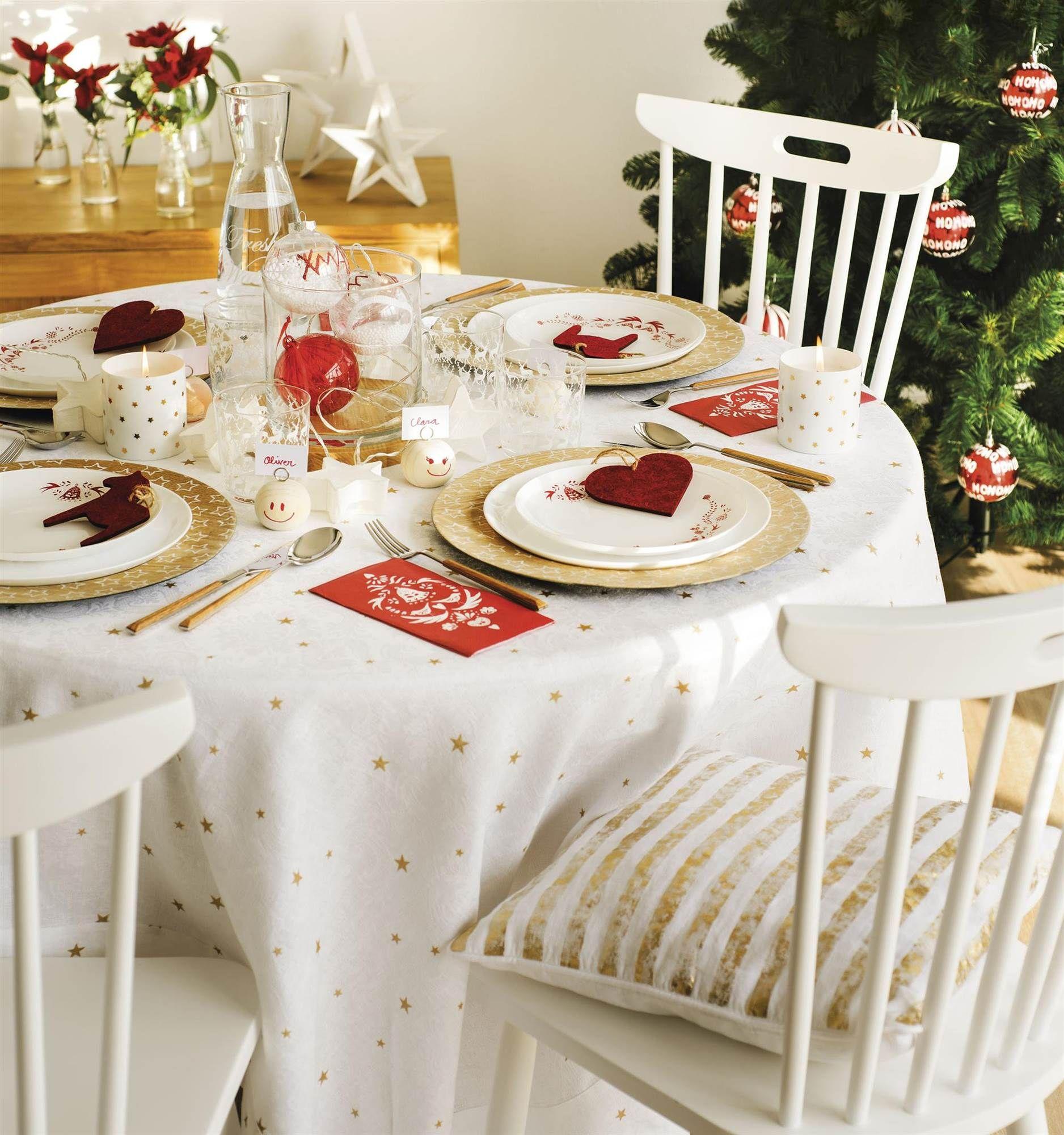 Ideas Para Decorar La Casa De Navidad Muy R Pidas Y F Ciles  # Muebles Faciles Liniers
