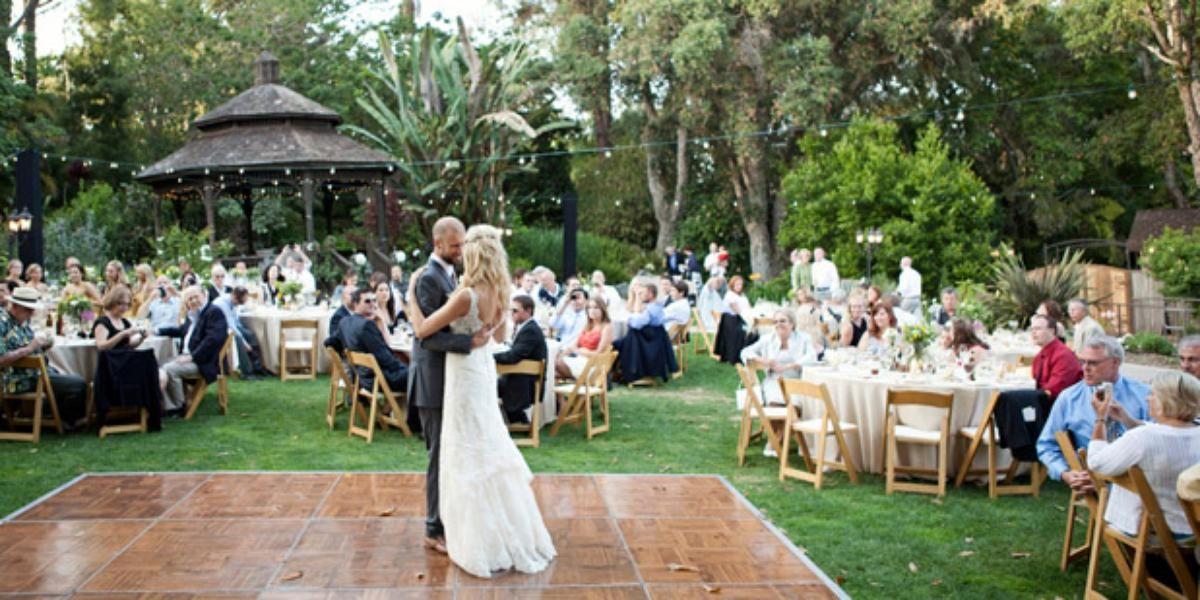 Beautiful San Diego Botanic Garden Wedding. Walled Garden. Garden Ceremony. | Weddings  | Pinterest | Botanical Wedding, Wedding And Weddings