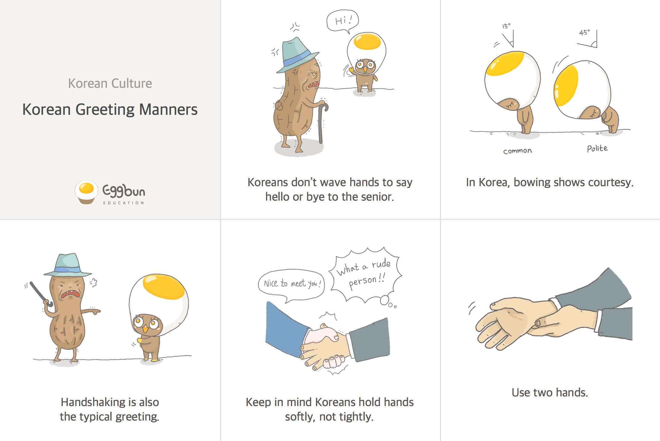 5 korean greeting manners you should know before visiting learning 5 korean greeting manners you should know before visiting a lot of this is based on a korean social hierarchy based on age although visitors are not m4hsunfo