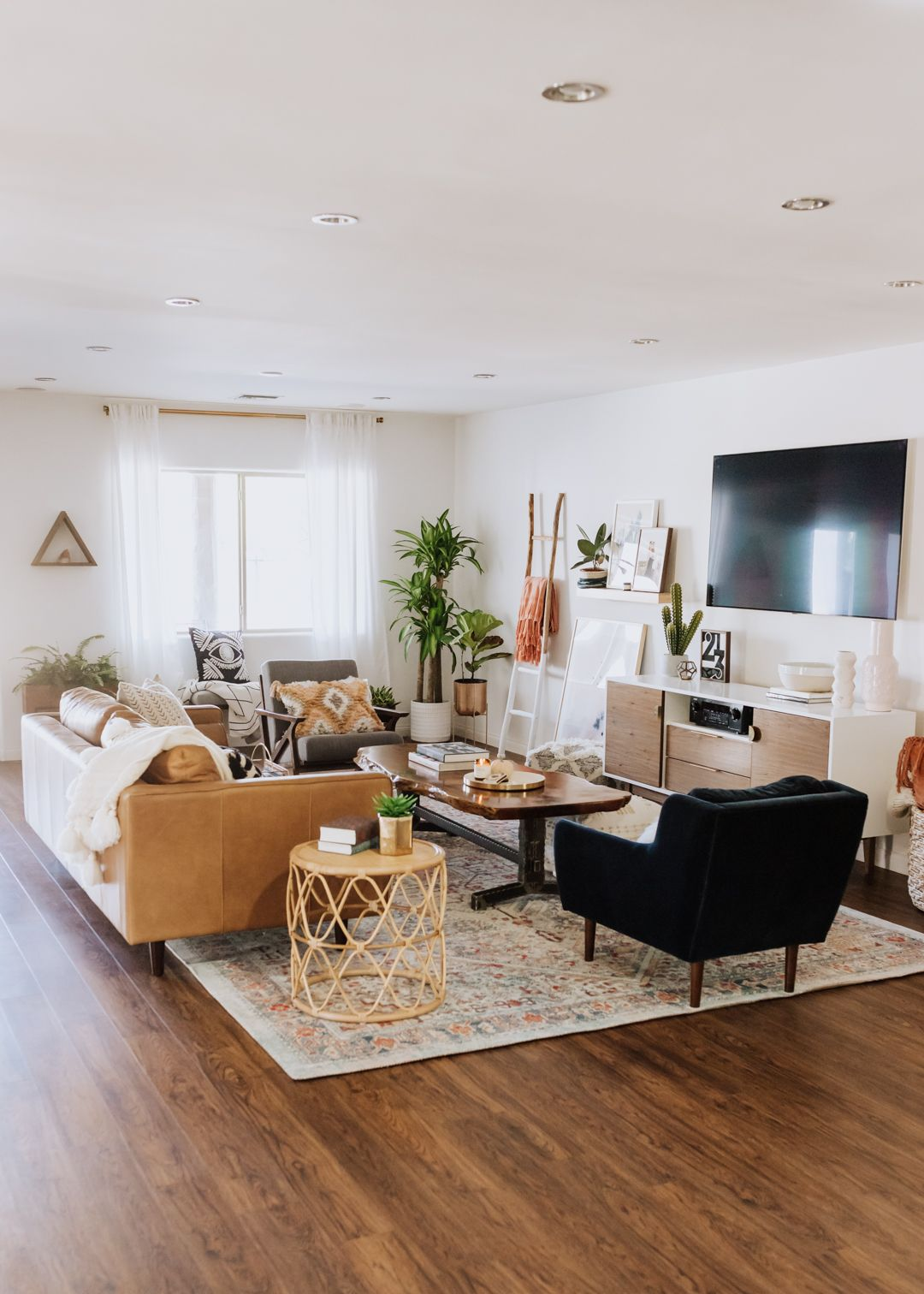 the ldl home: our living room reveal | the love designed life
