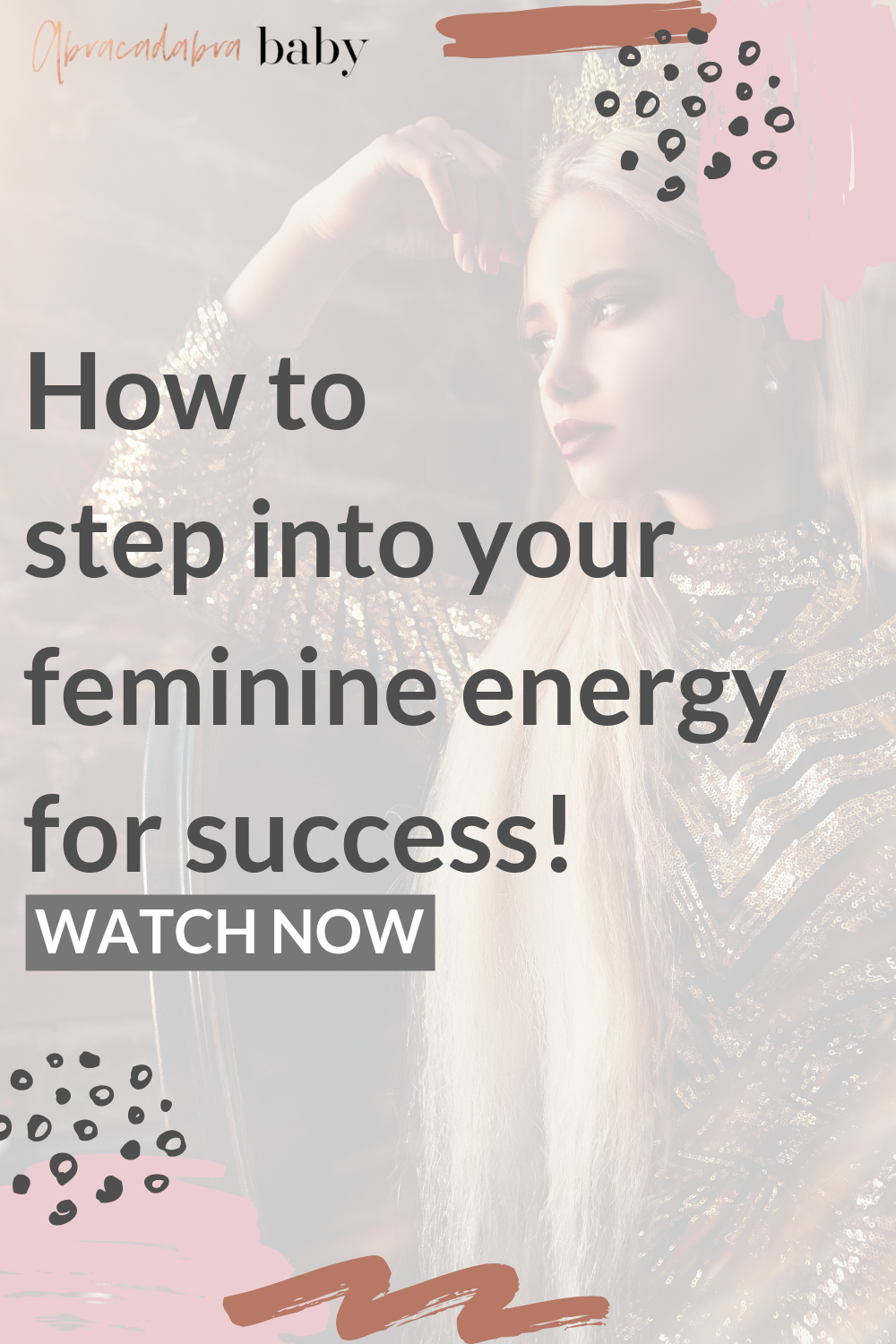 Most female entrepreneurs focus on their masculine energy