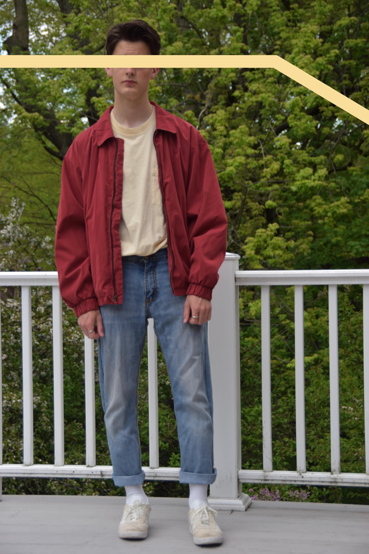 Wdywt Primary Colors Preppy Mens Fashion 90s Fashion Men 80s Fashion Men