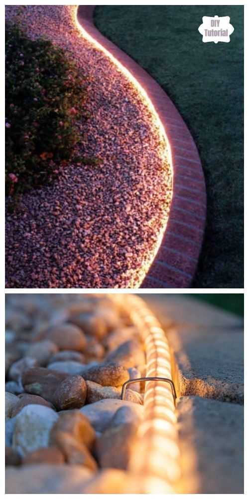 20+ Stunning Outdoor Lighting Ideas and Projects