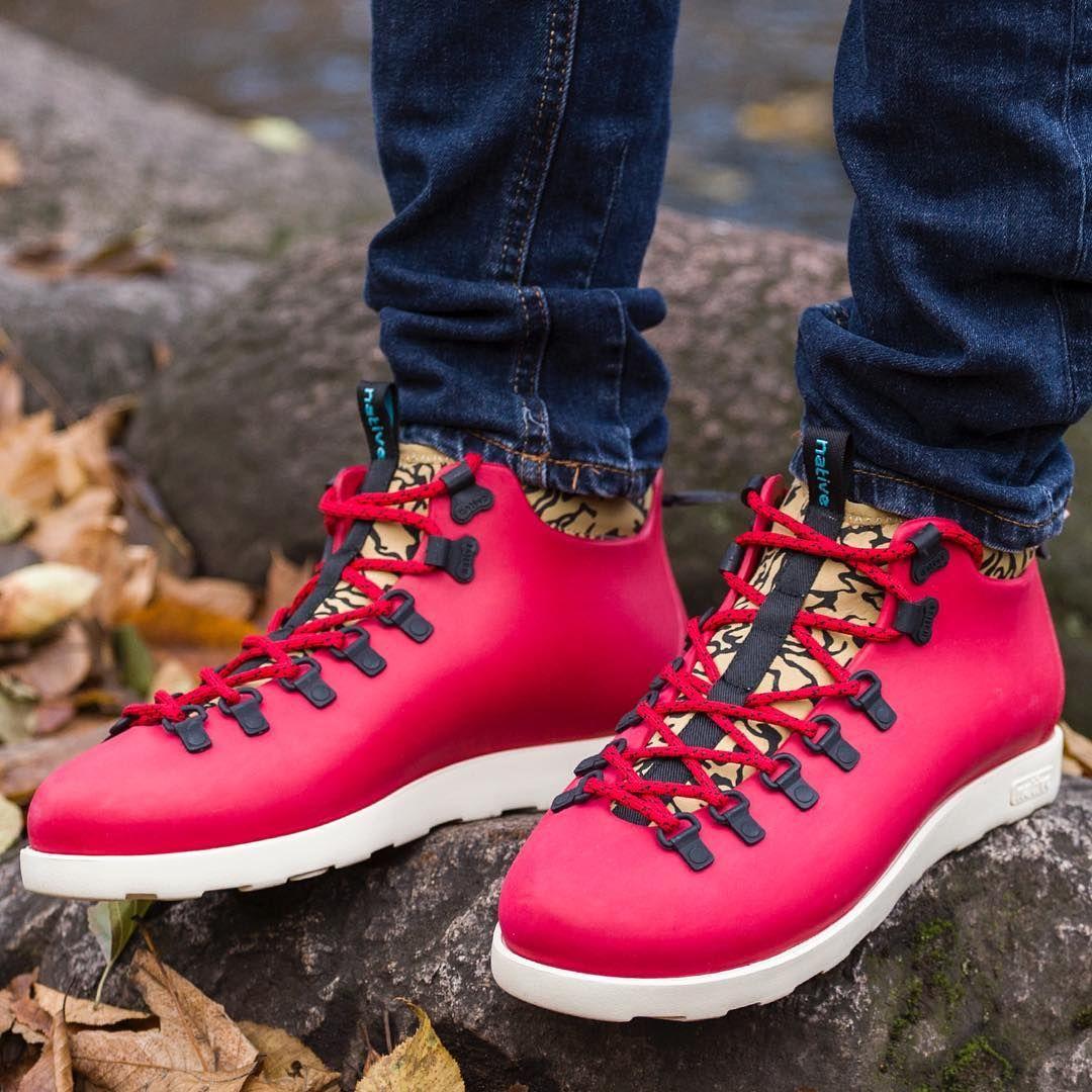 Weganskie Native Polecaja Sie Na Jesien I Zime Native Veganshoes Nativeshoes Eastendpl Weganskiebuty Govegan Gogre Combat Boots Hiking Boots Light Boots