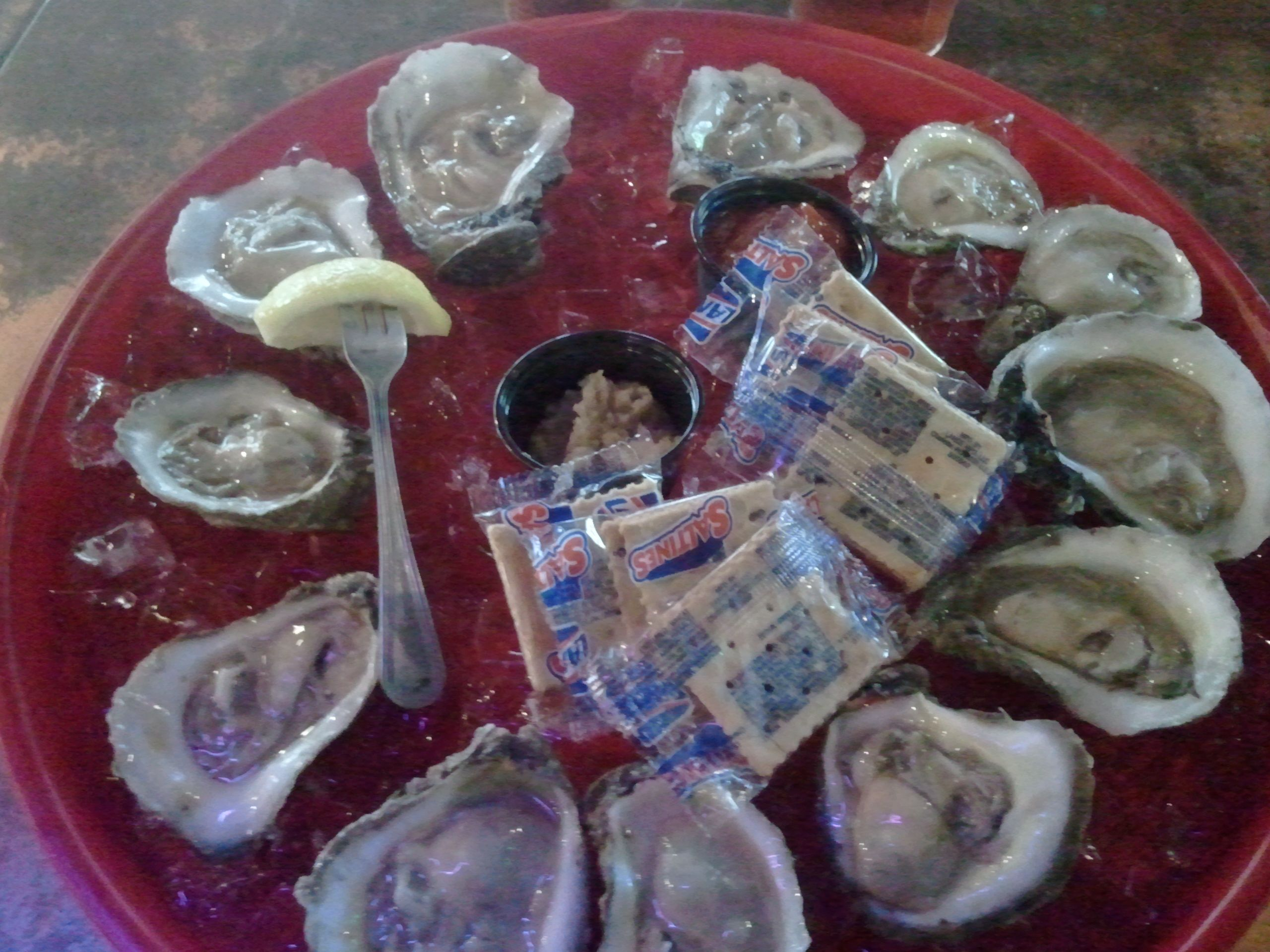 Back Bay Seafood Restaurant Gulfport Ms Raw Oysters Repinned From Jodi Henson