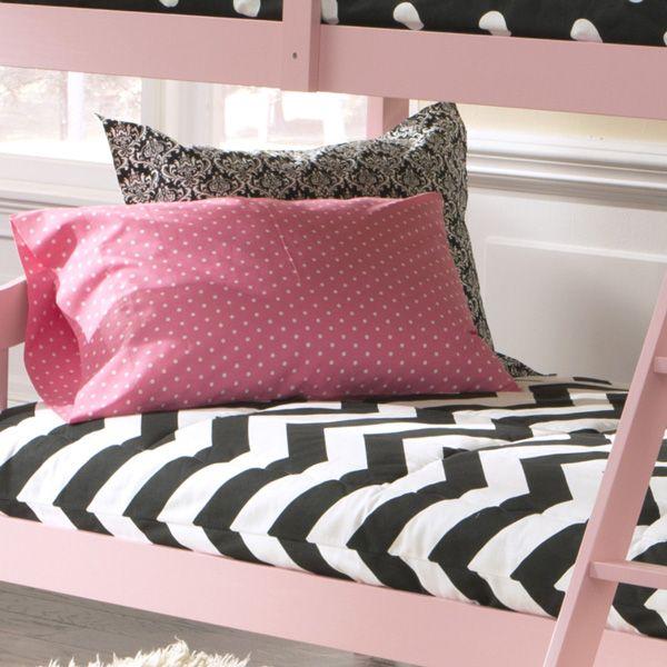 Charlie Chevron Tailored Bunk Bed Comforter Pinterest Bunk Bed