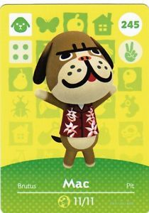 Amiibo-Cards-245-MAC-Series-3-Animal-Crossing-Happy-Home-Designer-NA