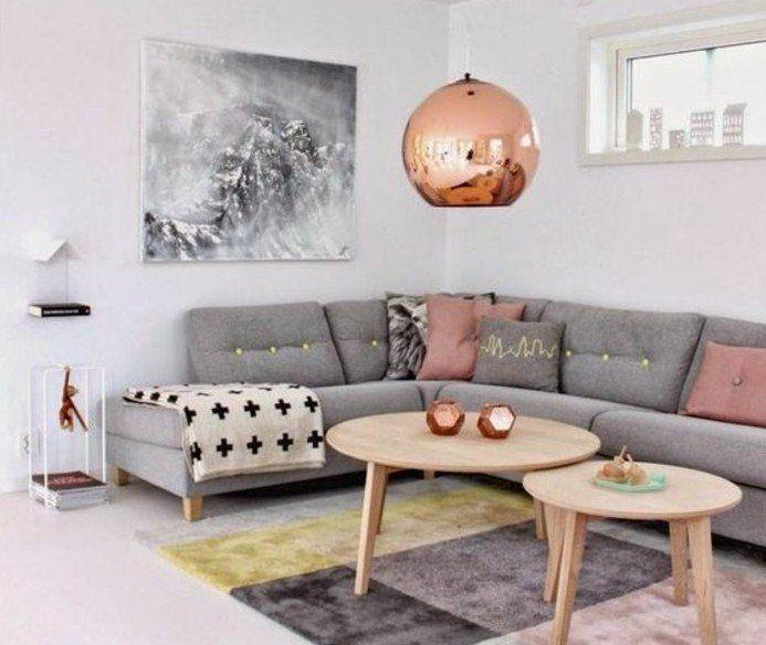Déco salon gris - 88 super idées pleines de charme Interiors