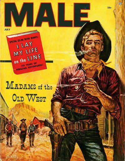 Vintage Pulp Magazines