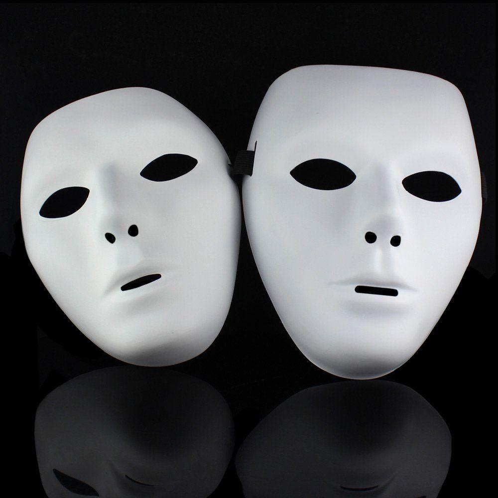 amazon: one pair jabbawockeez hiphop mask halloween cosplay