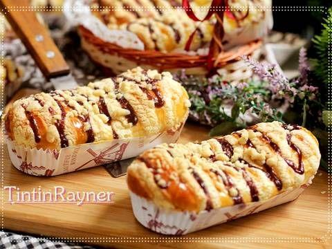 Resep Blueberry Streusel Bread Aka Roti Manis Blueberry Crumble Perfect Oleh Tintin Rayner Resep Resep Makanan Blueberry