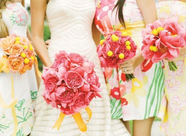 Lilly bridesmaid!