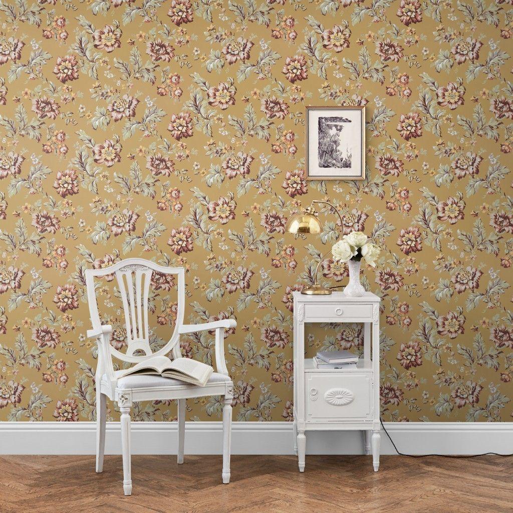 Fourth thumbnail image of Rosenholm Dark yellow