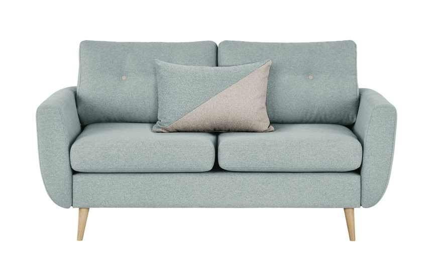 finya Kleines Retro-Sofa 2-sitzig Harris House - wohnzimmer möbel höffner