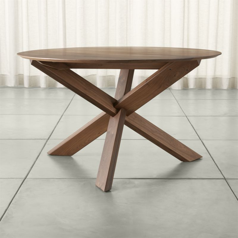 Apex 51 Round Dining Table Round Dining Round Dining Table