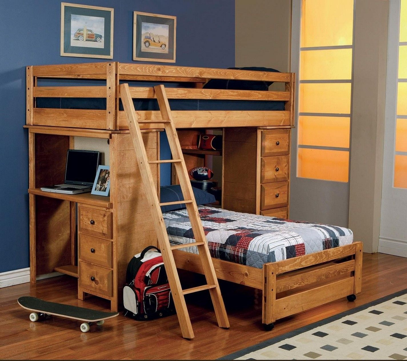 Cool Bunk Beds for Small Rooms - Best Interior Paint nds Check ...