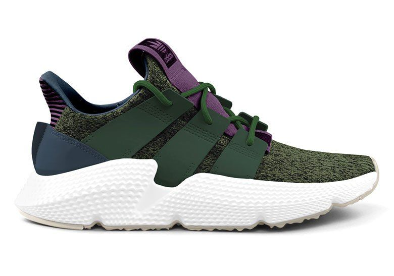 adidas Dragon Ball Z - Prophere Cell | SneakerNews.com