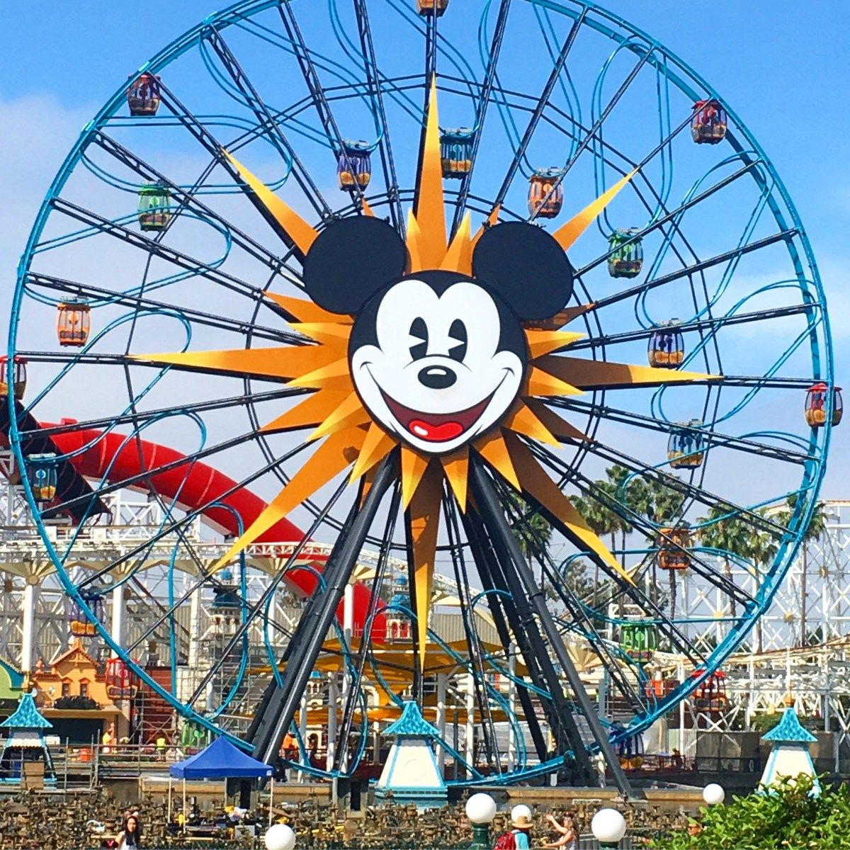 Disney S California Adventure With Toddlers A Complete