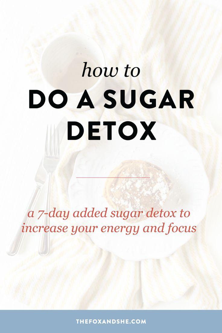 How to Do a Sugar Detox