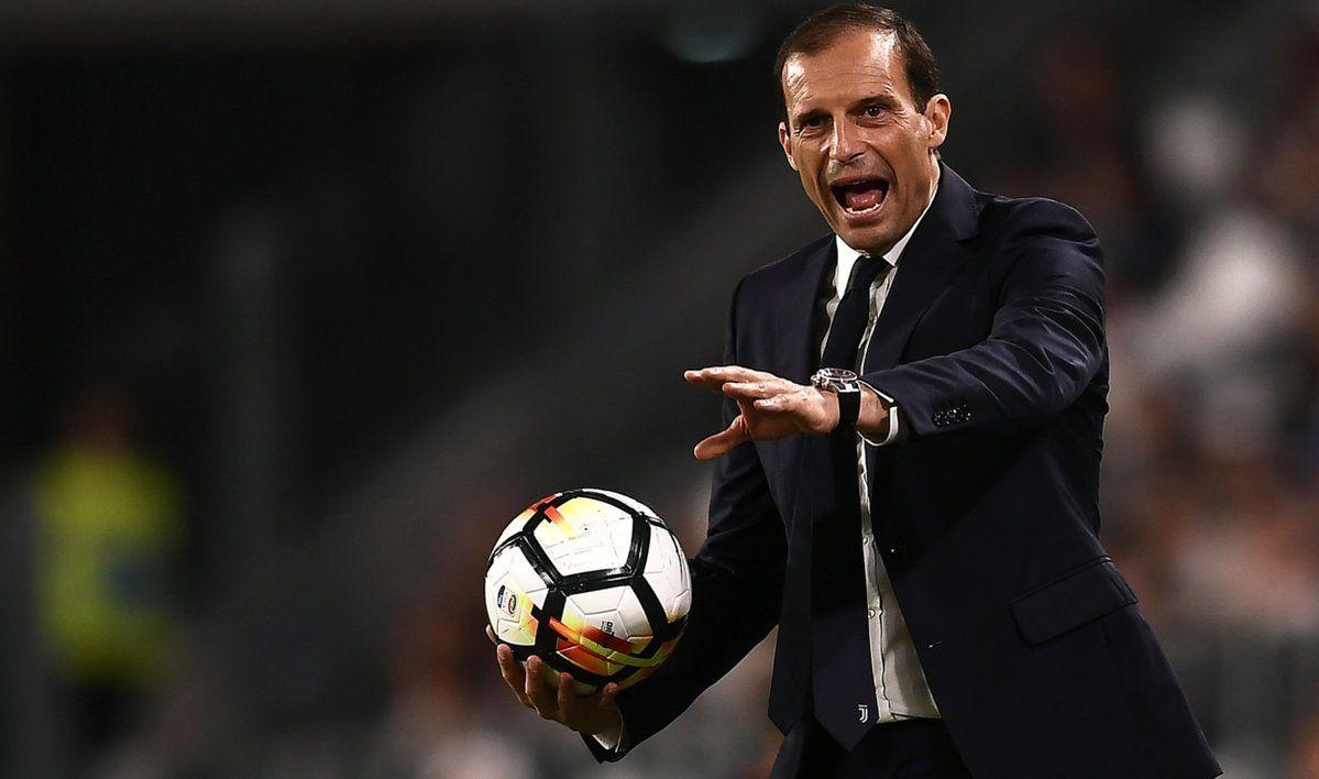 Allegri Tidak Garansi Tinggal di Juventus