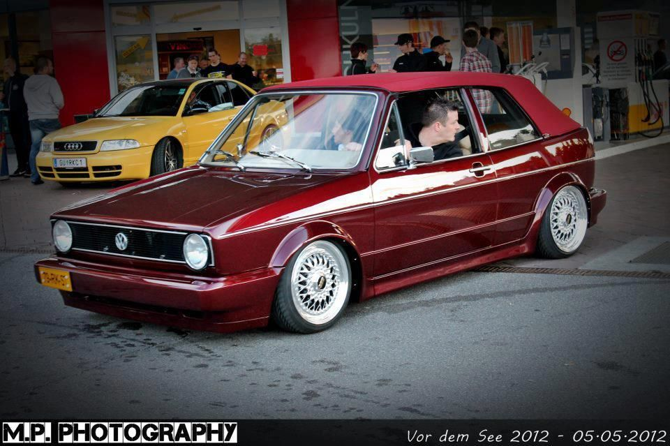 As The World Falls Down Photo Volkswagen Golf Mk1 Volkswagen Golf Mk2 Volkswagen Golf