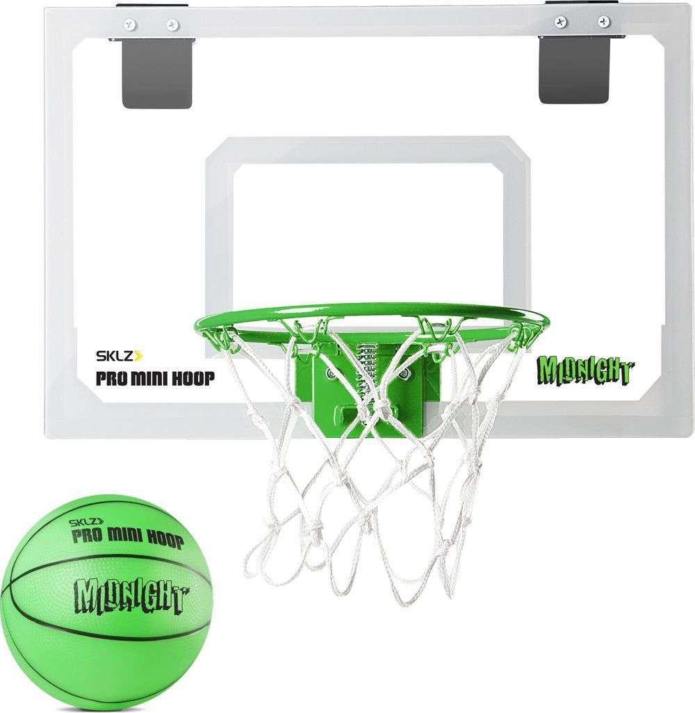 Sklz Pro Mini Hoop Midnight Mini basketball hoop, Indoor