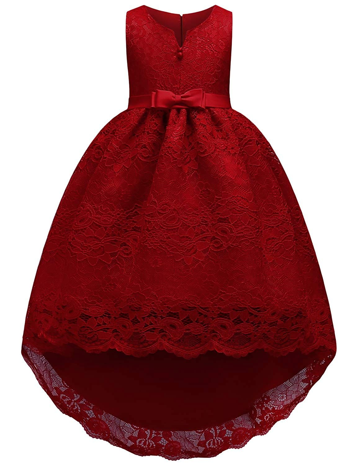 Amazon joymom little girls dresses kids cut v neckline