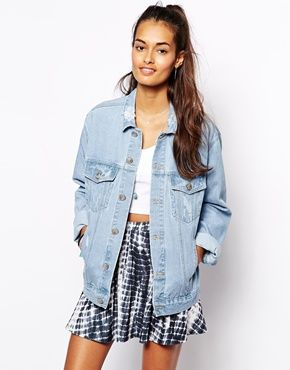 Still searching for the perfect Denim Jacket - well, then you don ...