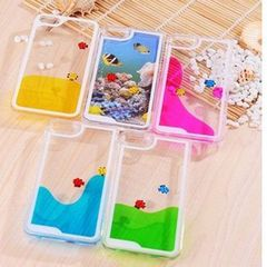 Funny Swimming Fish Case for iPhone