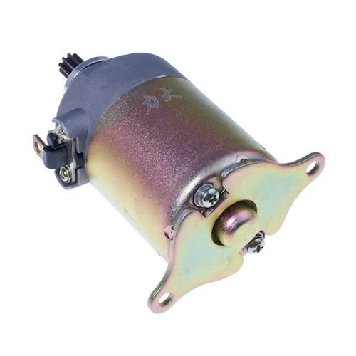 12 Volt Electric Starter Motor For 150cc Gy6 Scooter