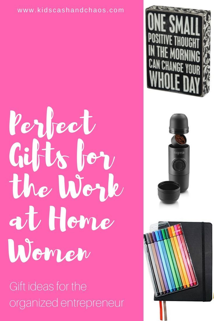 productive gifts for the work at home woman gift and blogging
