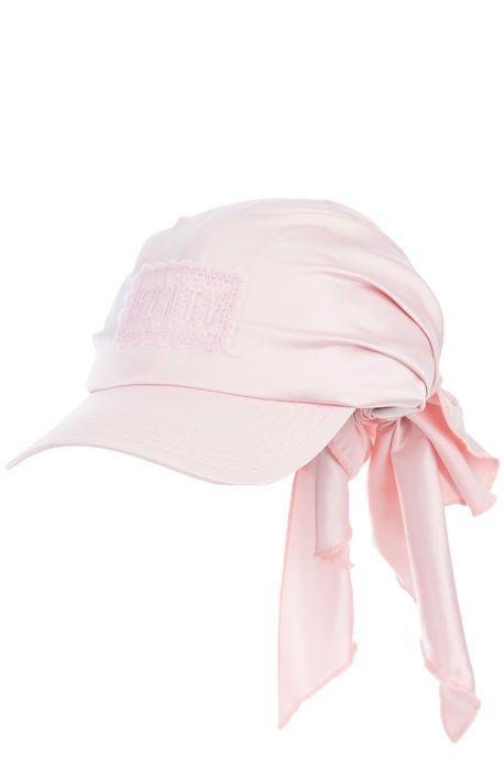 The Puma Fenty Bandana Cap in Silver Pink  af4c91a0d75