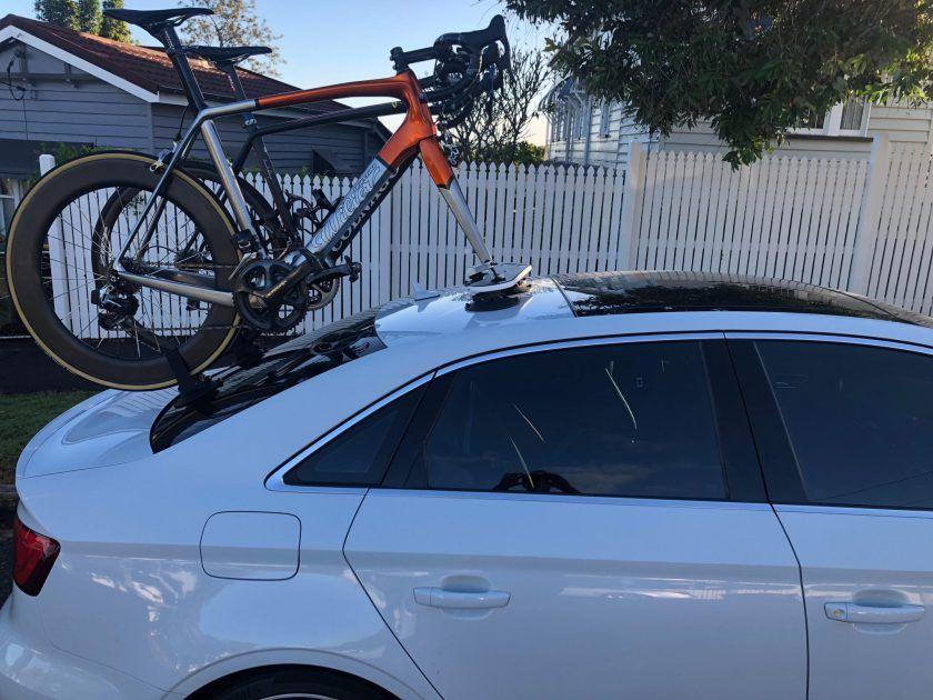 Audi S3 Bike Rack SeaSucker Down Under Bike rack, Bike