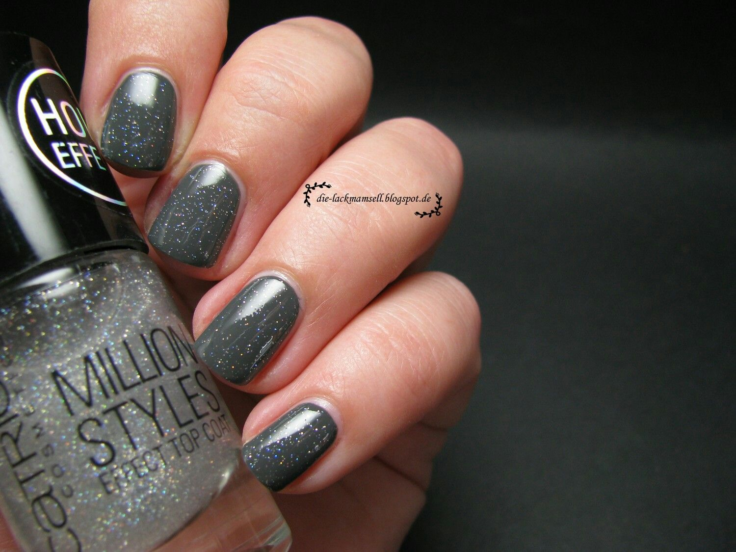Catrice Million Styles Effect Top Coat 05 Let S Do The Holo