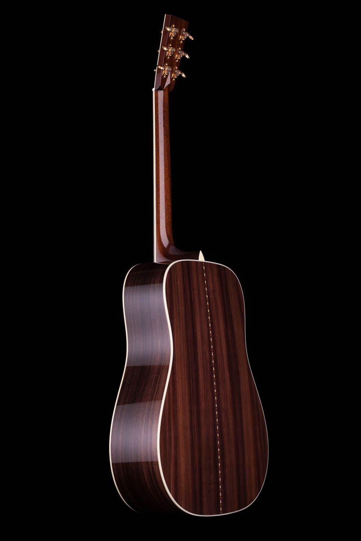 2017 Collings D3 Acoustic Guitar Back Sides Guitar Acoustic Guitar Acoustic